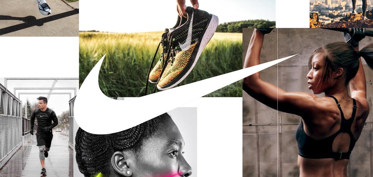Dit is de brand identiteit van Nike