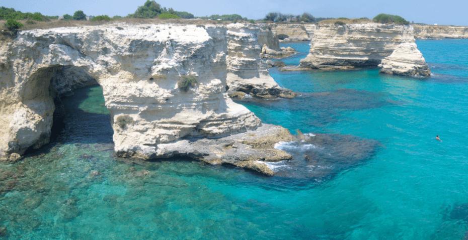 Stranden - Italië