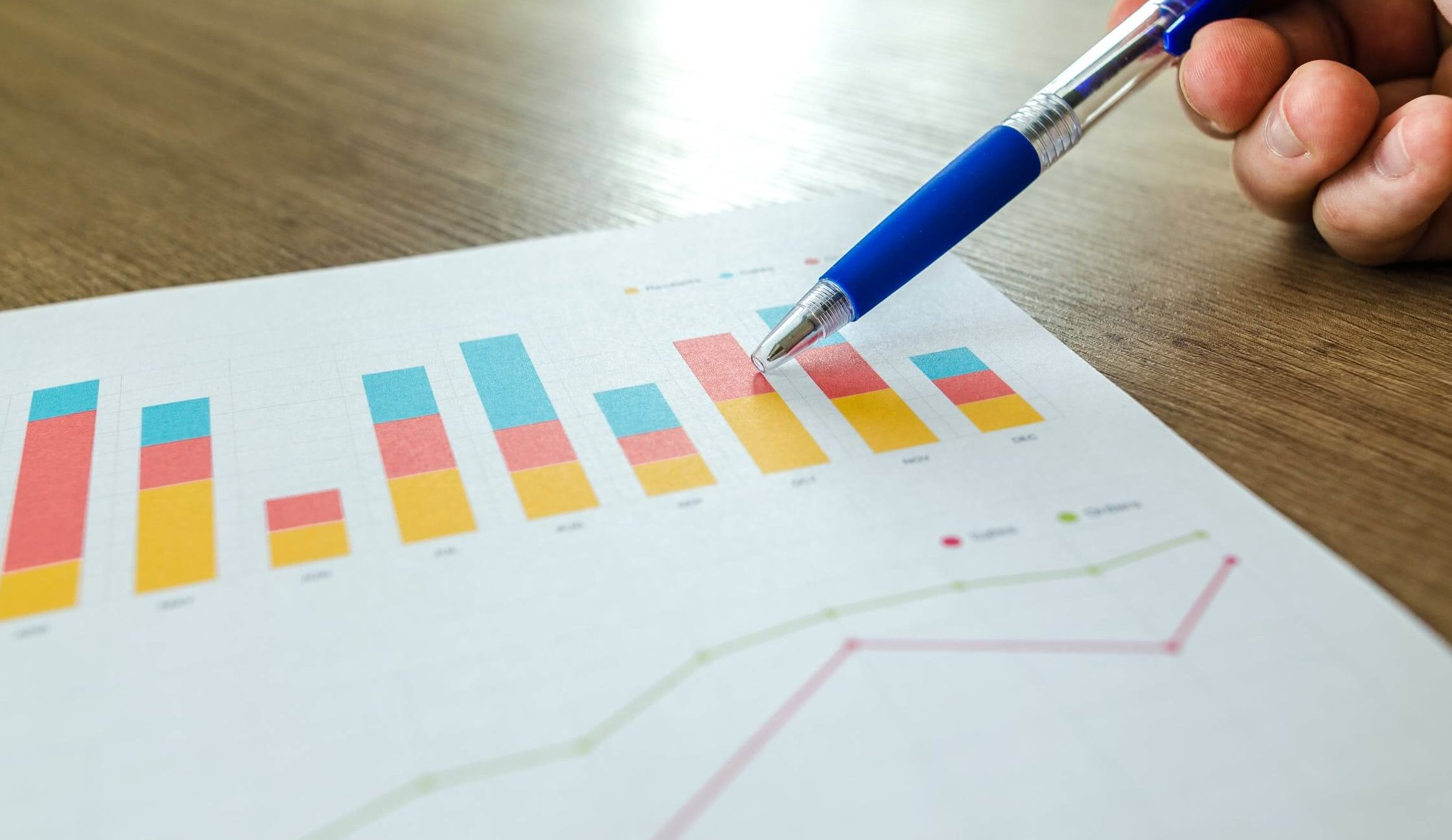 Online marketeer - data-analyse