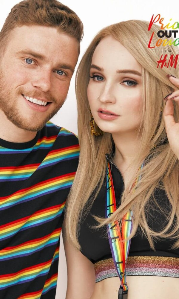 H&M campagne Pride Out Loud