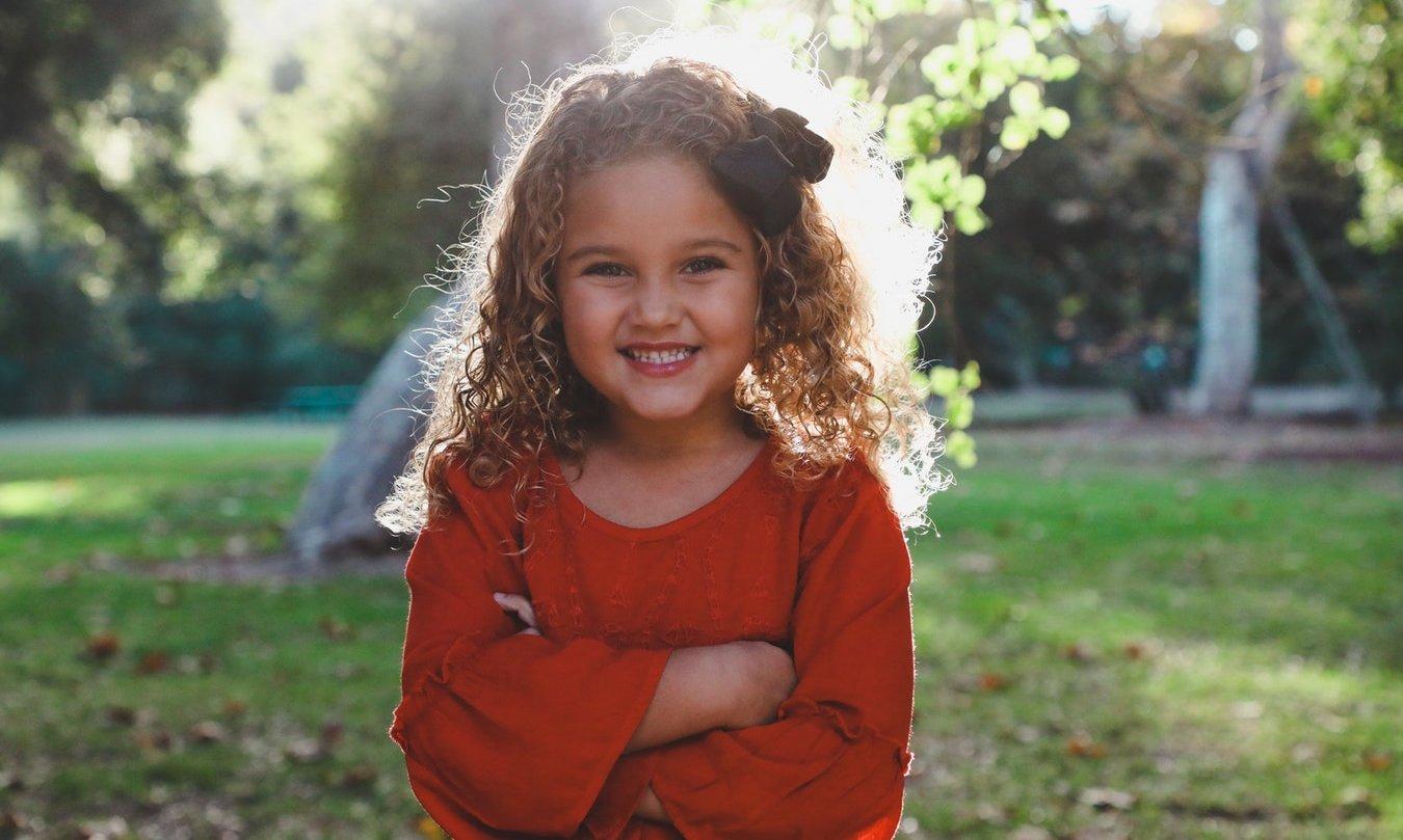 LinkedIn profielfoto - foto van kind