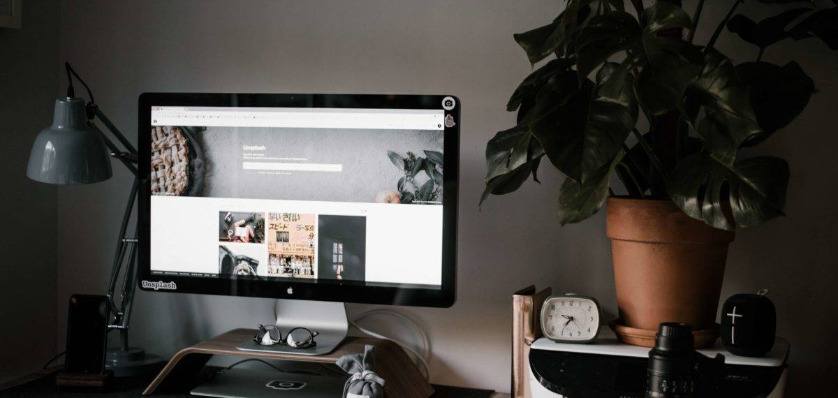 side project marketing Unsplash screen